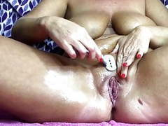 Pussy shaving by milf with lips spread and 36dd tits movies at kilogirls.com