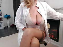 Upskirt downblouse movies at freekiloclips.com