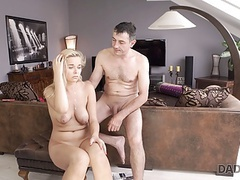 Daddy4k. dad wants to fuck angel dream nikki while movies at nastyadult.info