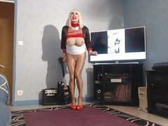 Beurette blonde a grosses mamelles movies at find-best-mature.com