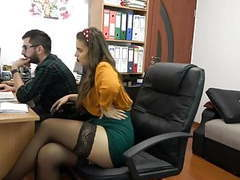 Cam girl secretary movies