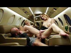 Flight attendant service videos