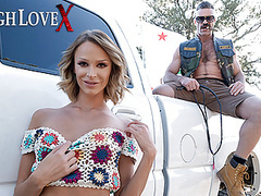 Toughlovex emma hix takes the toughlove challenge movies at kilopills.com