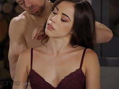 Dane jones romantic fireside orgasms for sexy spanish movies at freekiloporn.com