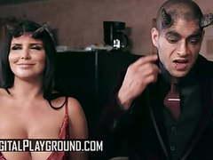 Seth gamble gina valentina xander corvus romi rain videos