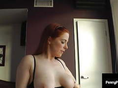 Dick sucker penny pax face fucks thick dick & gets that cum! movies at kilogirls.com