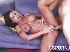 Athletic milf wants to fuck hard movies