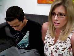 42. step son fucks his mom with his big dick - cory chase tubes