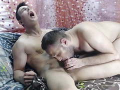 Fucking hot athletic boy leo get a nice blowjob from friend videos