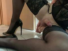 Young sissy fucking with dildo cums on heels movies at nastyadult.info