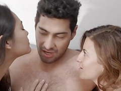 Gf and bf agree to have threesome sex tubes at find-best-asian.com