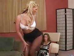 Prostitute mistress and her slavegirl videos