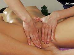 Soft erotic orgasms from nicole birdman movies at freekilosex.com