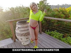 Exxxtrasmall - tiny teen gets her pussy ate out movies at freekiloporn.com