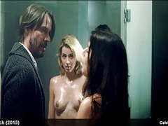 Ana de armas & lorenza izzo nude threesome celeb porn movies at find-best-panties.com