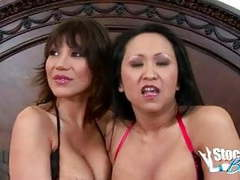 Kitty langdon and ava devine tubes