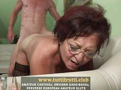 Horny euro granny loves young guys movies at find-best-ass.com