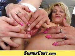 Meaty pussy stretching with dirty czech lady ivona movies at kilomatures.com