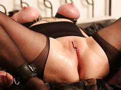 Slutwifelaura bondage squirt videos