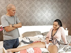 Daddy4k. sweet thing dolly diore share a bed with boyfriend movies at find-best-ass.com