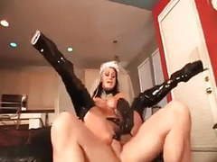 Wedding in thigh boots orgy! movies at freekilosex.com