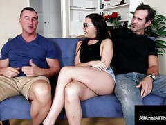Four eyed whitney wright butt fucked in front of boyfriend!? movies at nastyadult.info