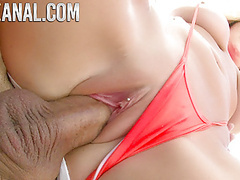 Trueanal voluptuous savannah bond gets an anal creampie movies at find-best-panties.com