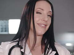 Asmr fantasy  dr. angela white gives full body physical exam movies at find-best-videos.com