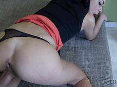 Vip4k. slender brunette inga devil needs money and is ready videos