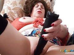 Europemature british mature solo masturbation videos