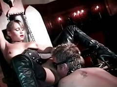 Domina lady elena nailed movies at freekilosex.com