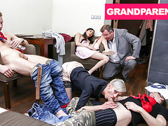 Old vs young after party orgy movies at find-best-mature.com