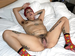 Hairy gia lovely bust a nut up my butt movies at kilogirls.com