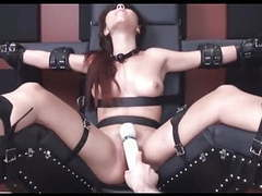 Sub girl gets the ultimate pleasure torture pt 1 movies at find-best-panties.com