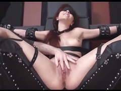 Sub girl gets the ultimate pleasure torture pt 2 movies at find-best-pussy.com