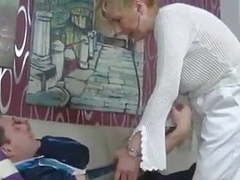 Let granny take care of it movies at find-best-panties.com