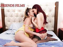 Girlfriendsfilms - shy teens' first time with a woman videos