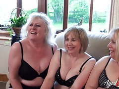 Agedlove three matures and one cock groupsex movies at freekilomovies.com