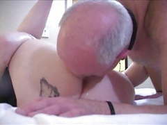 Cuckold training (cuck cleans messy hole) preview only videos