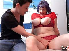 Agedlove busty mature got horny hardcore fuck videos