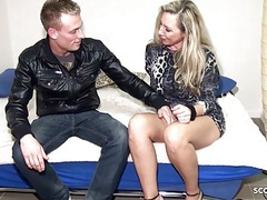 German milf fuck the young tenant in the guest room movies at find-best-mature.com