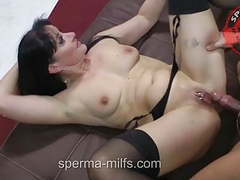 Insatiable man eating sperma-milf angie movies at find-best-mature.com