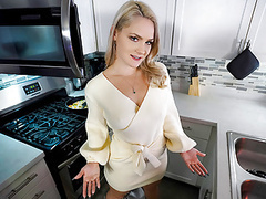 Busty milf gets back at husband by fucking stepson movies at find-best-mature.com