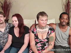 Casting gracie and loveday desperate amateurs orgy movies at freekiloclips.com