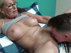 Horny milf with young boy movies at find-best-mature.com