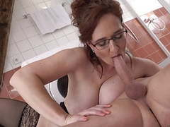 Taboo home sex with super hot mothers movies at freekilosex.com