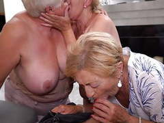 Hungry grannies attack young boy movies at find-best-panties.com