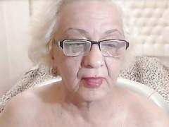Hungarian  granny whore - webcam videos