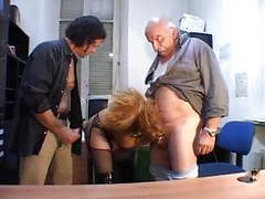 Hot italian grandpa movies at kilovideos.com