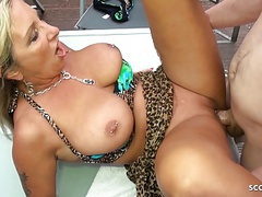 German mother seduce to public fuck on party by young guy movies at find-best-babes.com